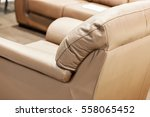 part of armchairs exposed the... | Shutterstock . vector #558065452