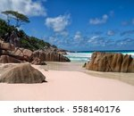 Landscape From Seychelles ...