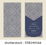wedding invitation cards in an...