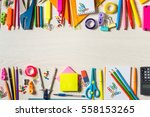 School stationery supplies ...