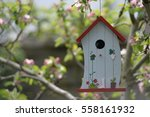 nestbox   Shutterstock . vector #558161932