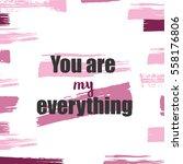 love happy st.valentine's day...   Shutterstock .eps vector #558176806