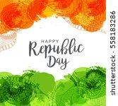 illustration of happy indian... | Shutterstock .eps vector #558183286