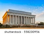 Lincoln Memorial  Washington ...