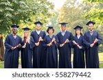 education  graduation and... | Shutterstock . vector #558279442