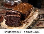 Moist Chocolate Cake With Milk...