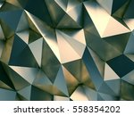 style abstract background 3d...   Shutterstock . vector #558354202