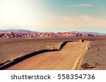 scenic landscapes of northern... | Shutterstock . vector #558354736