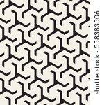 vector seamless pattern. modern ... | Shutterstock .eps vector #558383506