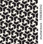 vector seamless pattern. modern ... | Shutterstock .eps vector #558383542