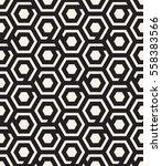 vector seamless pattern. modern ... | Shutterstock .eps vector #558383566