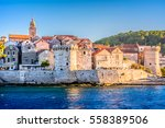 Seafront View At Korcula Old...