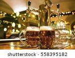 beer | Shutterstock . vector #558395182