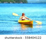 miniature effect  attractive... | Shutterstock . vector #558404122