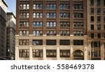 new york city building facade | Shutterstock . vector #558469378