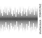vector seamless pattern.... | Shutterstock .eps vector #558491962