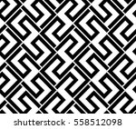 the geometric pattern with... | Shutterstock .eps vector #558512098