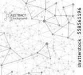 abstract dna background. vector ...   Shutterstock .eps vector #558561196