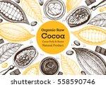 vector illustration frame with...   Shutterstock .eps vector #558590746