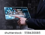 business  technology  internet... | Shutterstock . vector #558630085