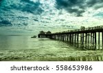 Wonderful Malibu Pier View In...