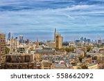 London Panoramic View.