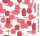 seamless pattern  pack paper... | Shutterstock .eps vector #558730432