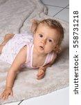 baby | Shutterstock . vector #558731218