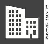 apartments | Shutterstock .eps vector #558772495