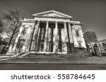 philadelphia  pa. usa  jan. 15  ... | Shutterstock . vector #558784645
