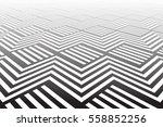 abstract geometric background.... | Shutterstock .eps vector #558852256