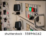 control panel electrical... | Shutterstock . vector #558946162
