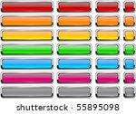 long and short rectangular...   Shutterstock .eps vector #55895098