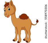 camel cartoon | Shutterstock . vector #558970306