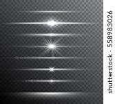 Optical Lens Flare Light...