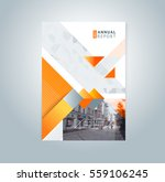 brochure template layout  cover ... | Shutterstock .eps vector #559106245