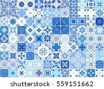 seamless pattern with with... | Shutterstock .eps vector #559151662
