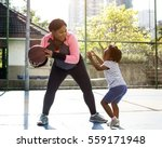 basketball sport exercise... | Shutterstock . vector #559171948