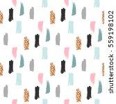 modern abstract vector pattern. ... | Shutterstock .eps vector #559198102