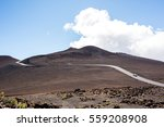 Haleakala National Park On The...