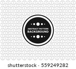 pattern cone with blank dot in... | Shutterstock .eps vector #559249282