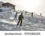 mont joux france  dec 29 ... | Shutterstock . vector #559288285
