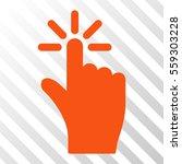 orange click interface...