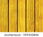 bright yellow wooden texture... | Shutterstock .eps vector #559333846