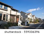 new houses | Shutterstock . vector #559336396