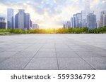 plaza in guangzhou   Shutterstock . vector #559336792