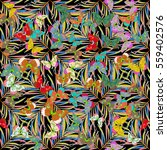 seamless color mix. vector... | Shutterstock .eps vector #559402576