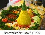 Nasi Tumpeng  A Special Food...
