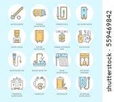 water heater  boiler ... | Shutterstock .eps vector #559469842