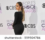 jennifer lopez at the people's... | Shutterstock . vector #559504786